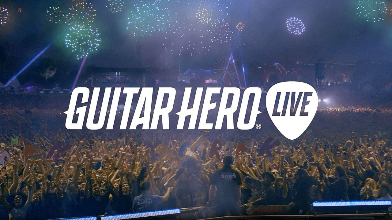 provato Guitar Hero Live