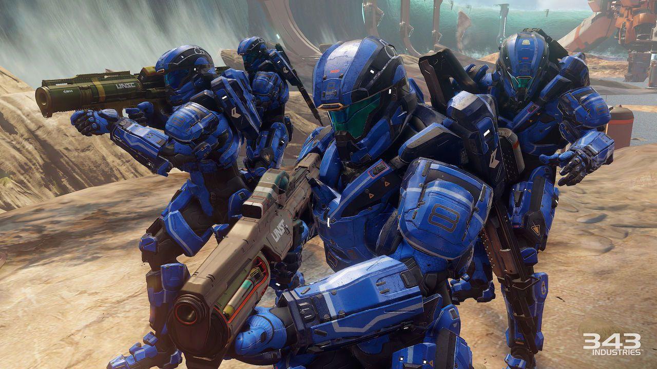 provato Halo 5 Guardians - Arena e Warzones
