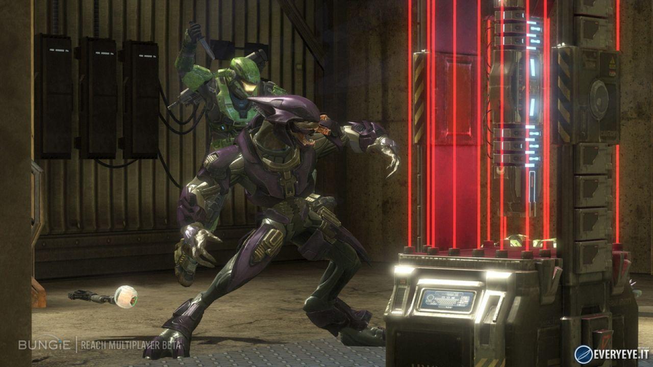 anteprima Halo: Reach