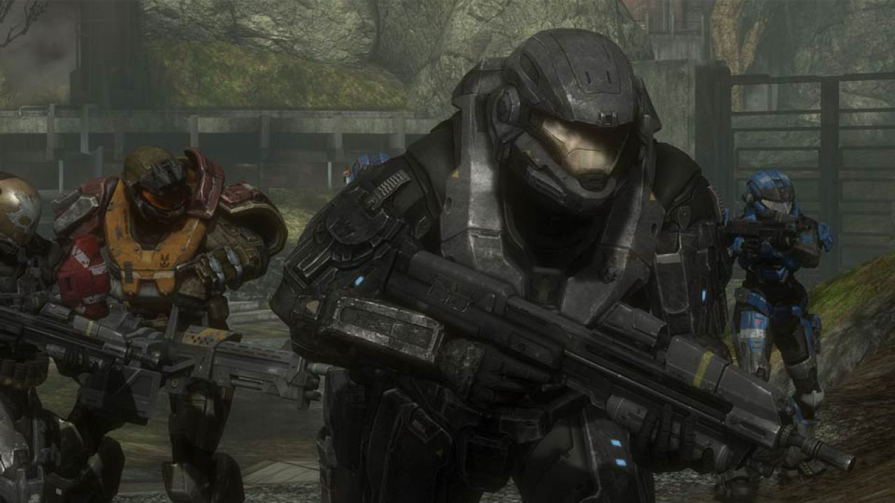 hands on Halo: Reach