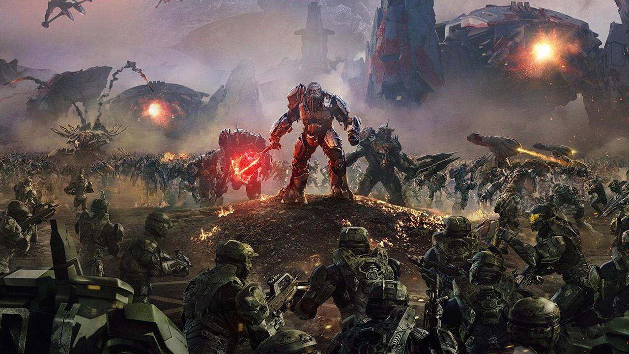 provato Halo Wars 2