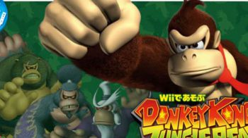 Hands-on: Donkey Kong: Jungle Beat