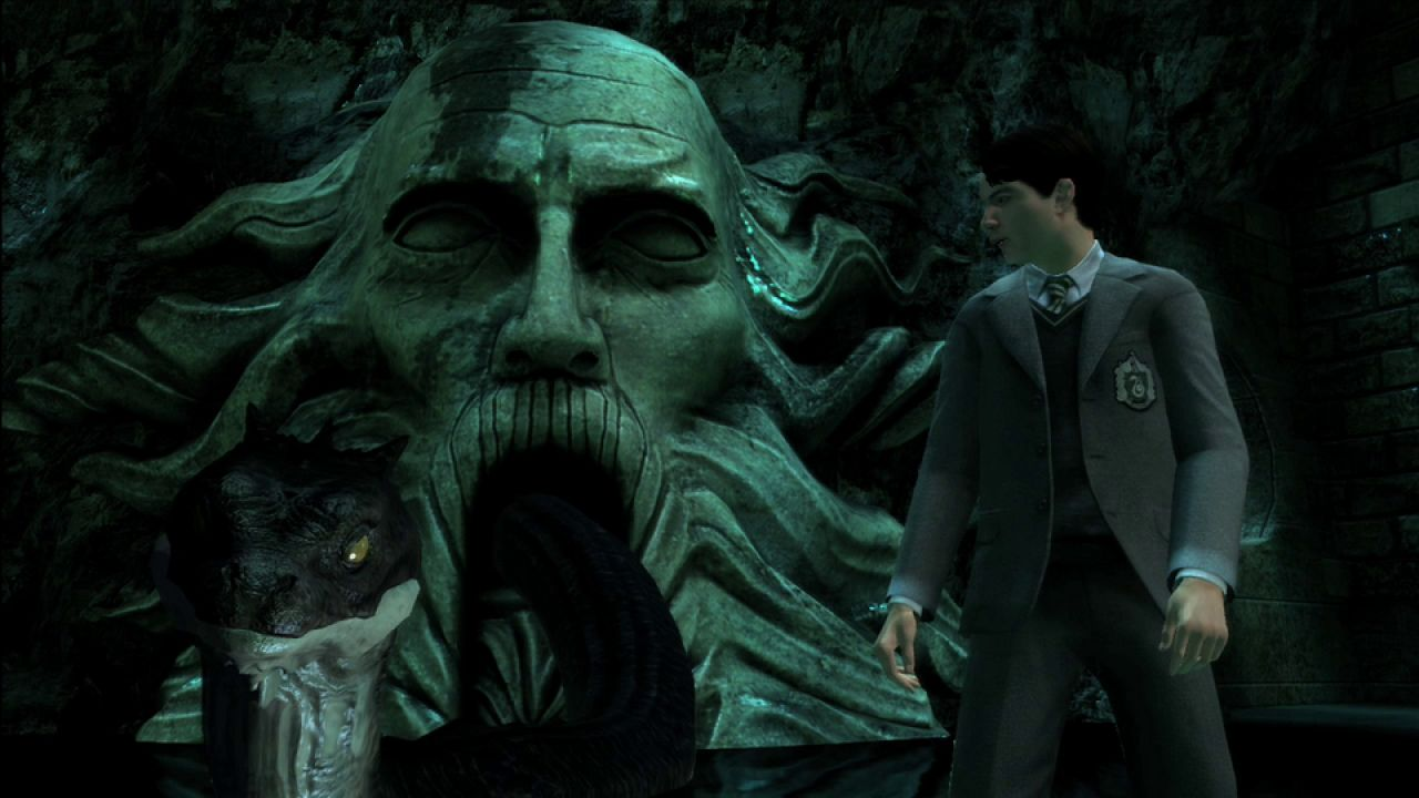 recensione Harry Potter Kinect