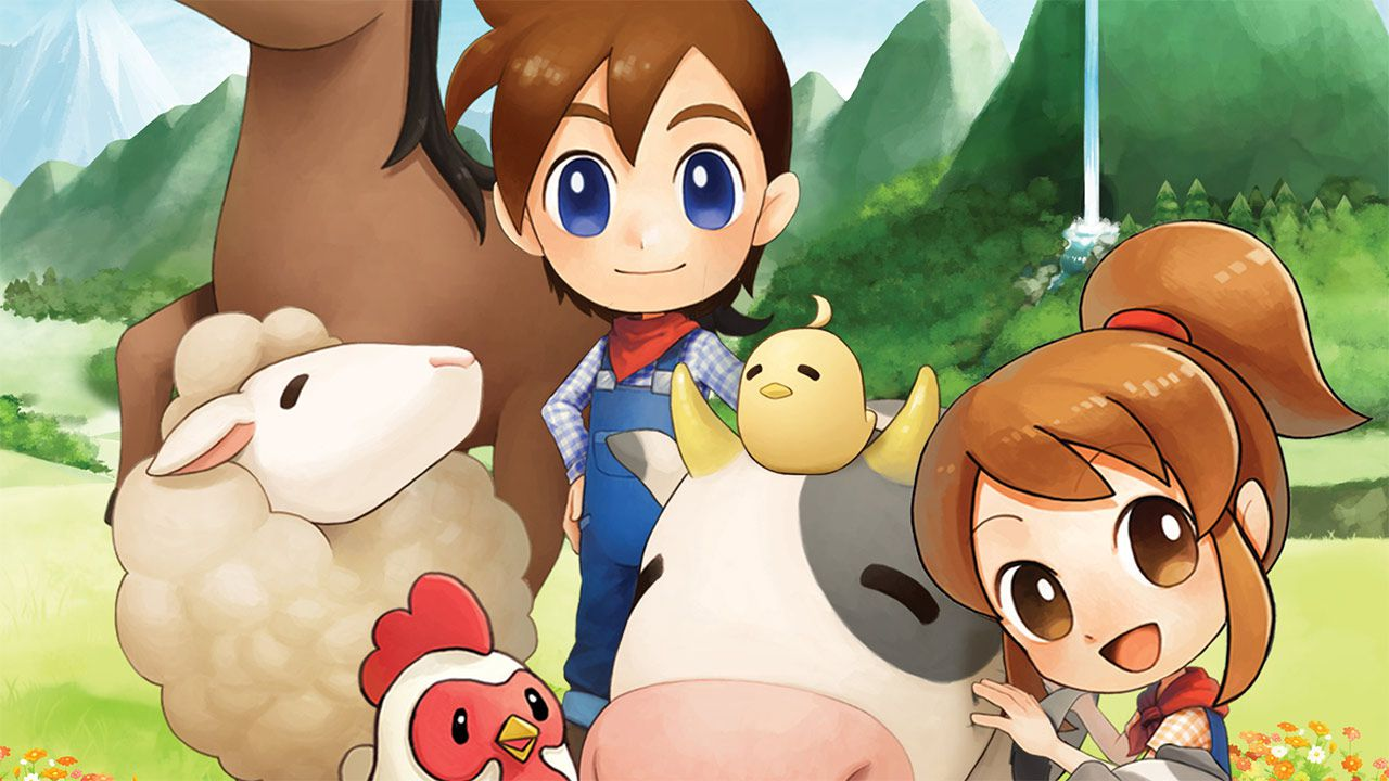 provato Harvest Moon: The Lost Valley
