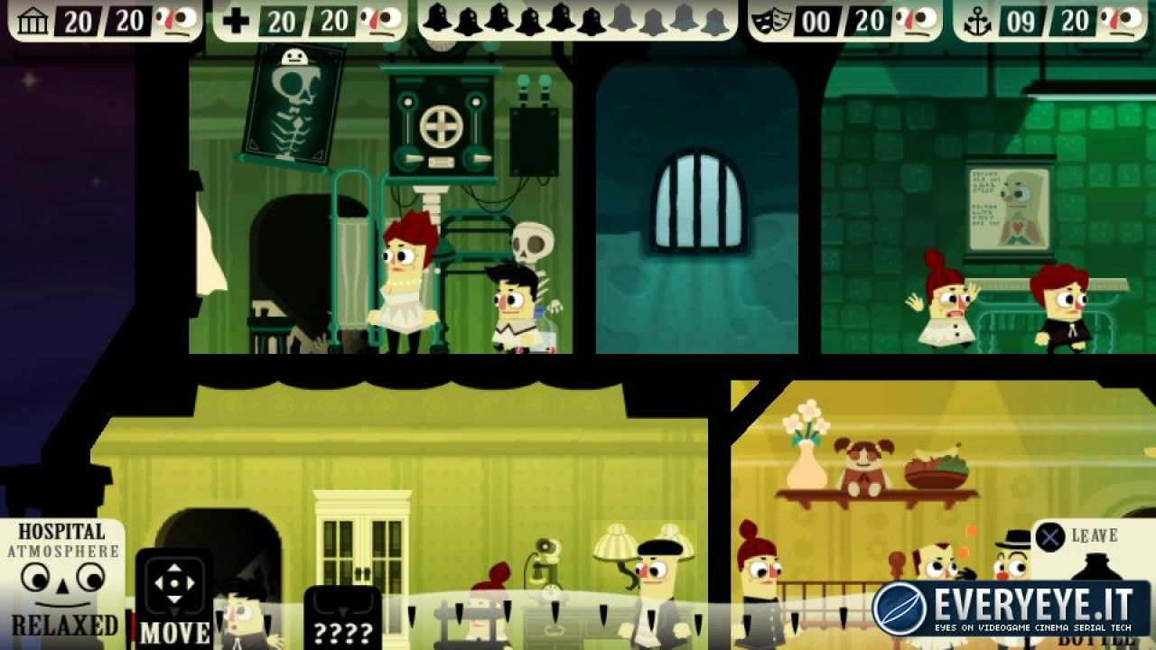 recensione Haunt the House: Terrortown