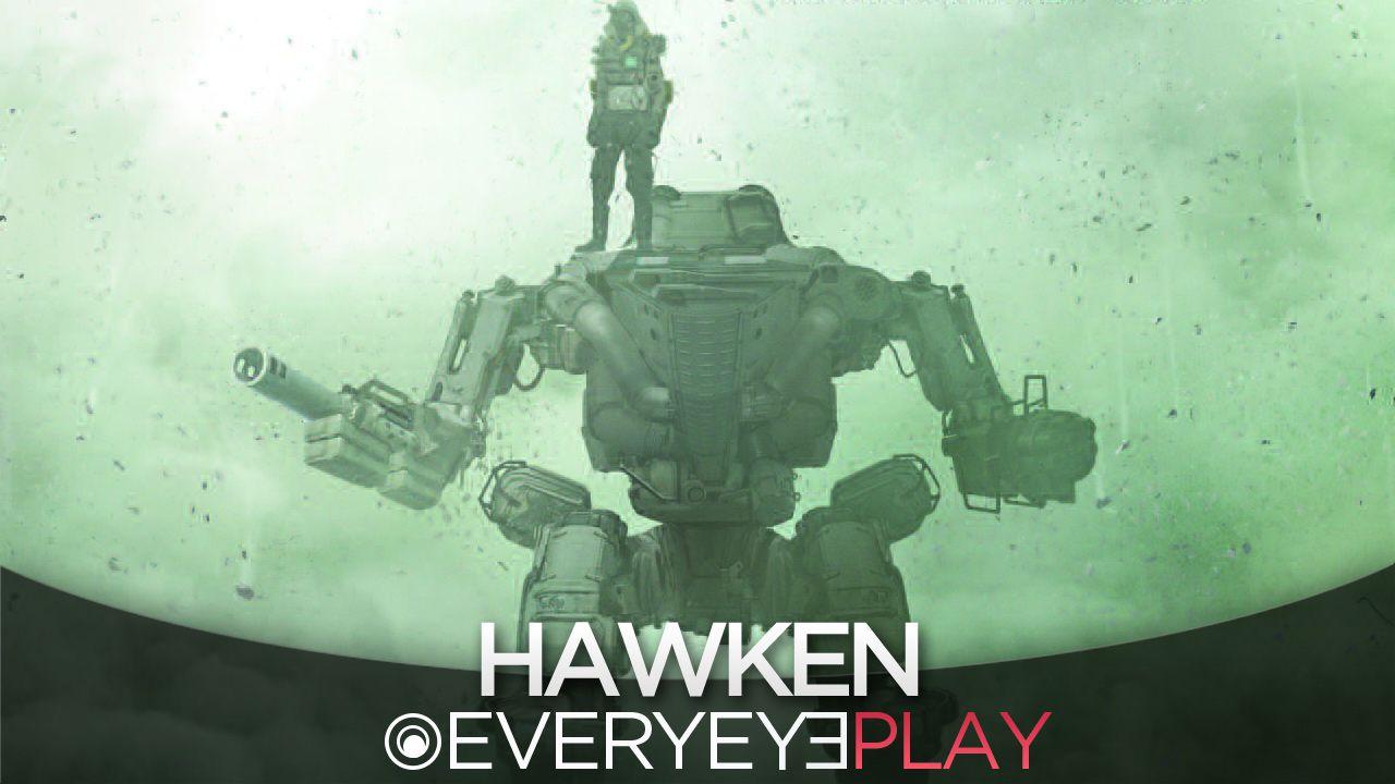 hands on Hawken