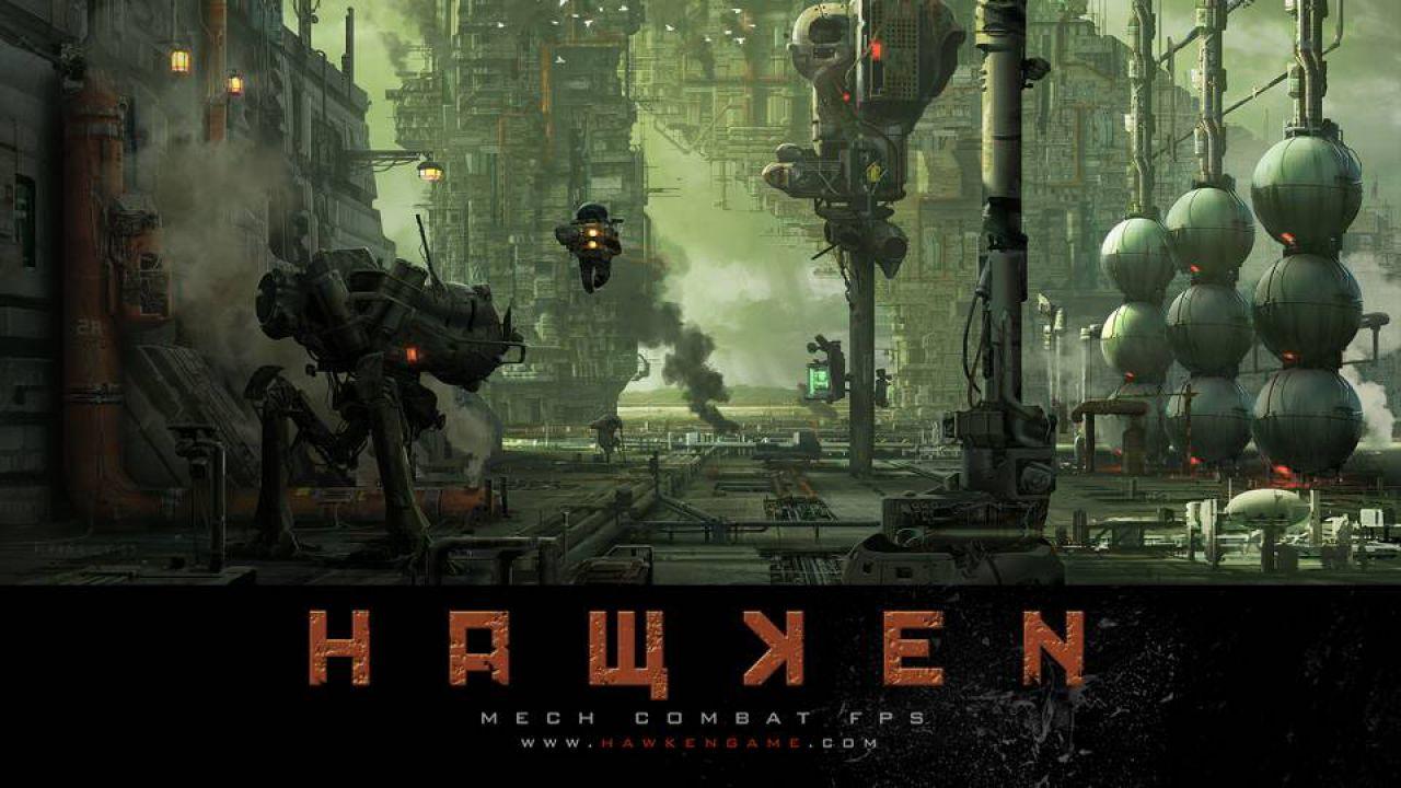 hands on Hawken su Steam