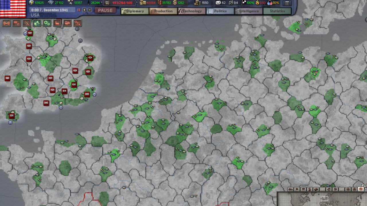 recensione Hearts of Iron 3 - Their Finest Hour