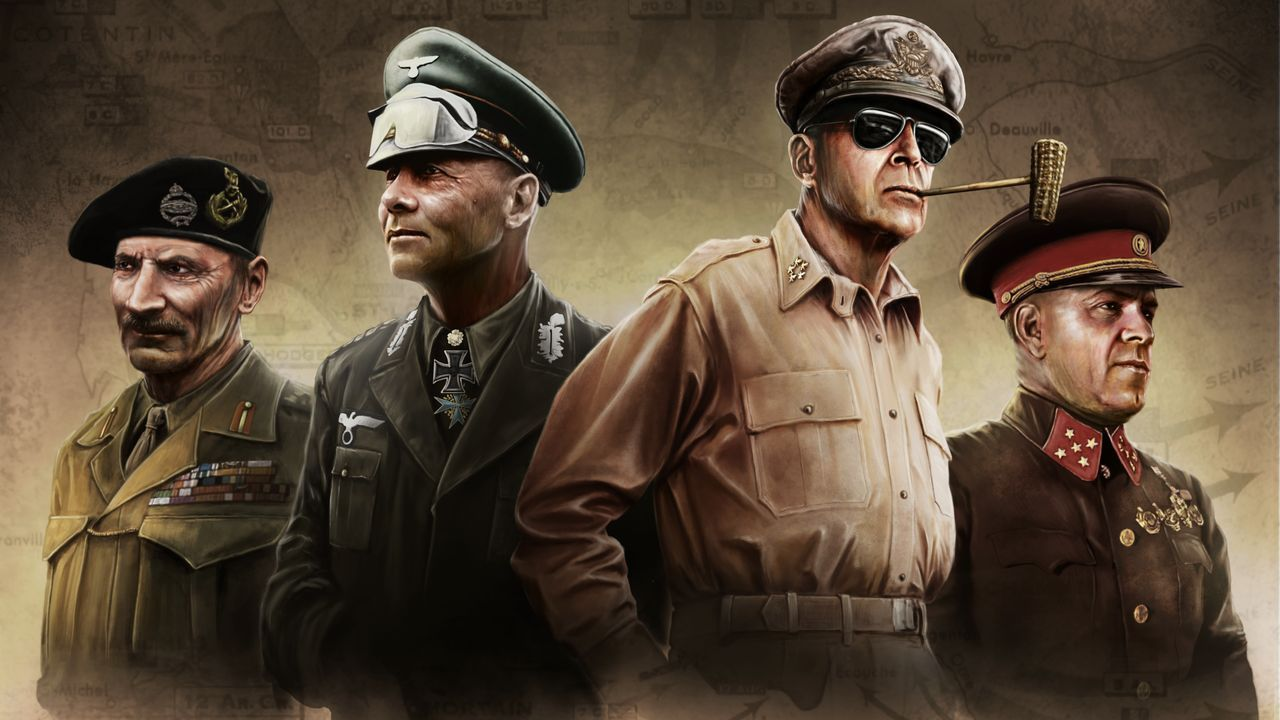 provato Hearts of Iron 4