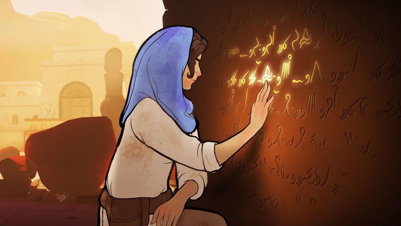 recensione Heaven's Vault Recensione: un viaggio di scoperta e conoscenza