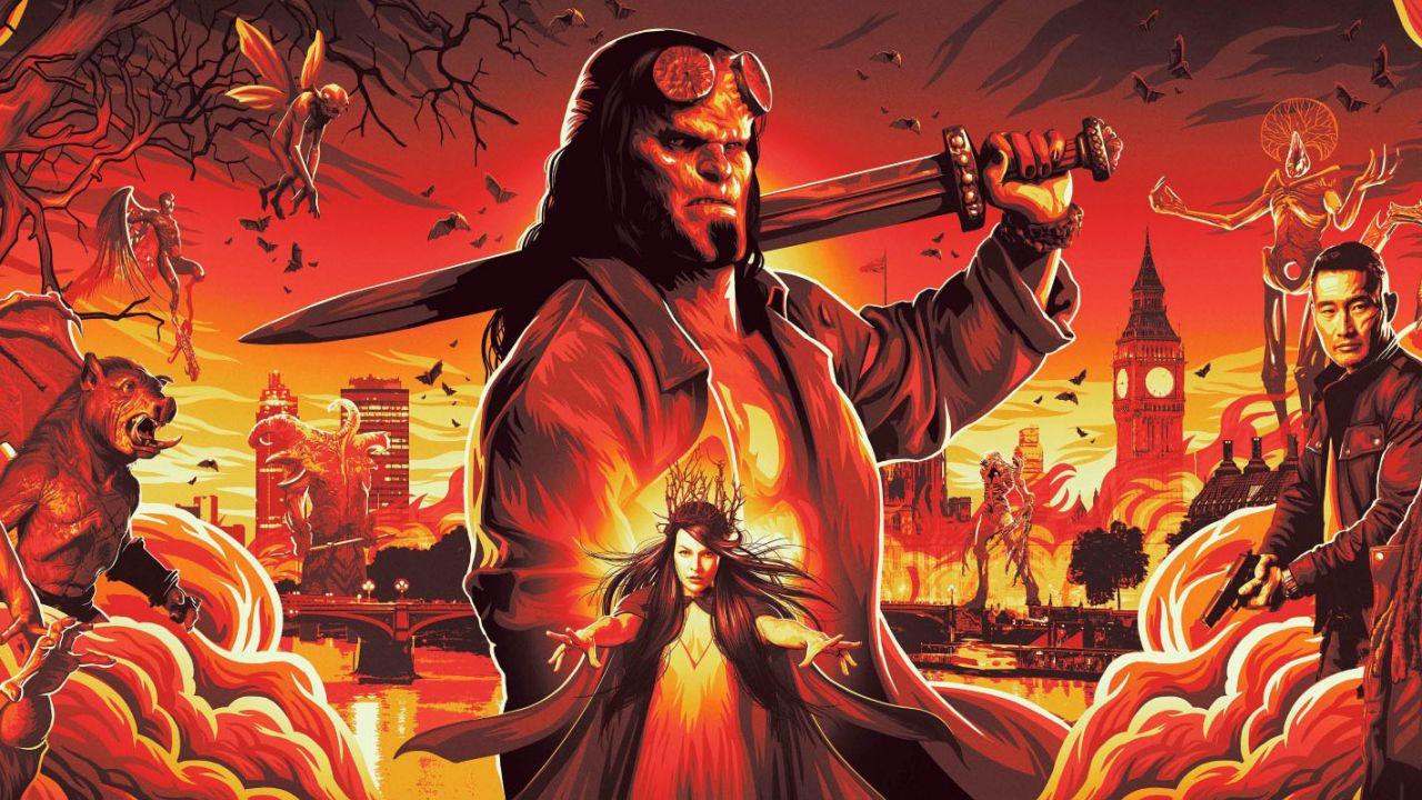 Hellboy si mostra nel primo trailer ufficiale: dove sei, Guillermo?