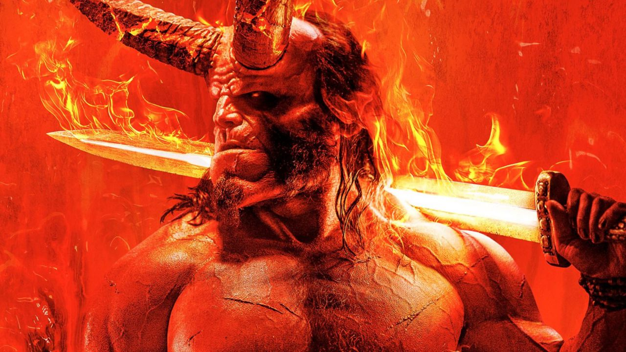 recensione Hellboy, la recensione del reboot firmato da Neil Marshall