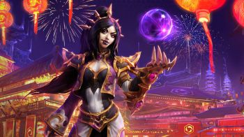 Heroes of the Storm: Li-Ming