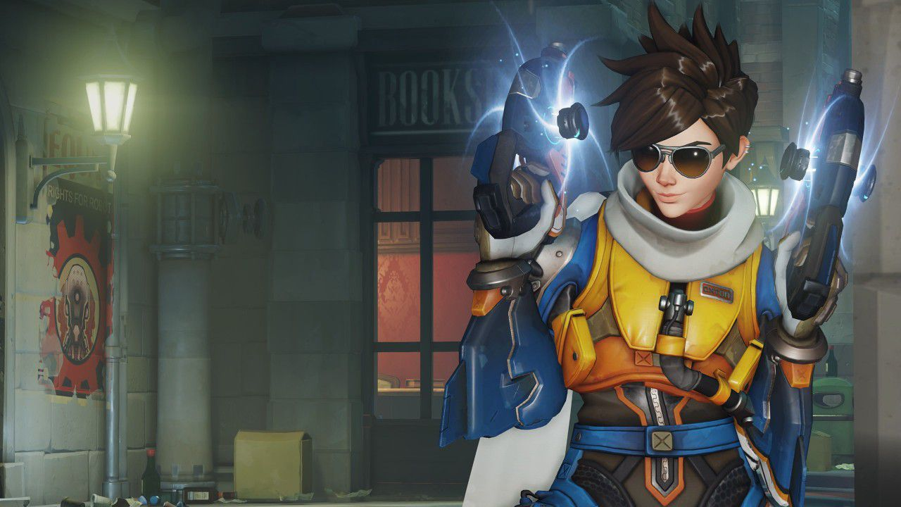 speciale Heroes of the Storm - Tracer