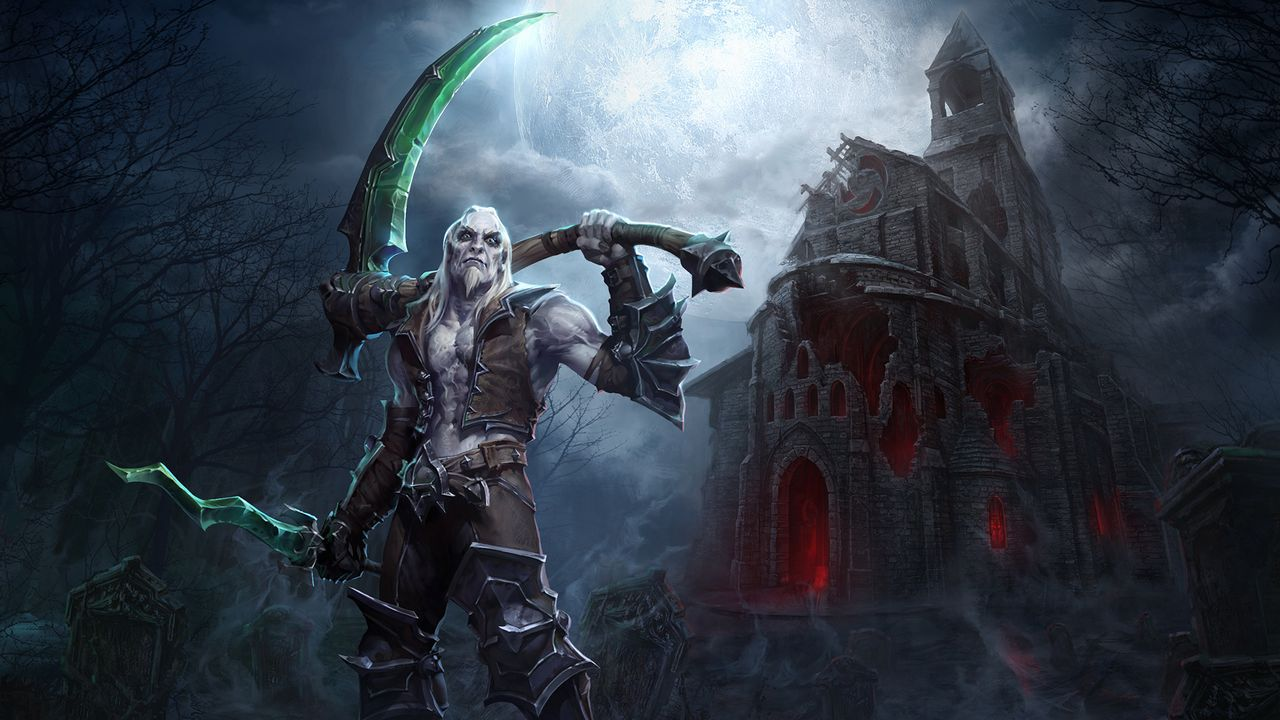 speciale Heroes of the Storm: Xul