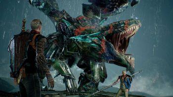 Hideki Kamiya svela nuovi dettagli sul combat system di Scalebound