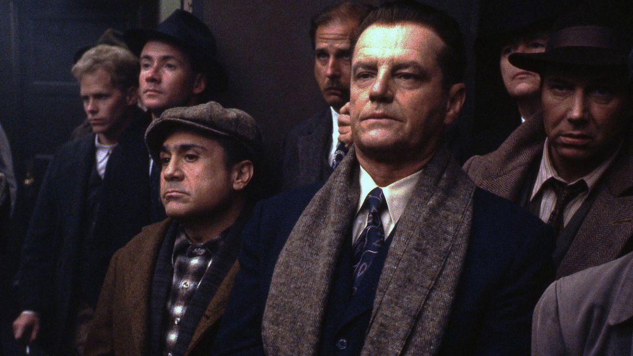 speciale Hoffa, Jack Nicholson e Danny DeVito prima di The Irishman