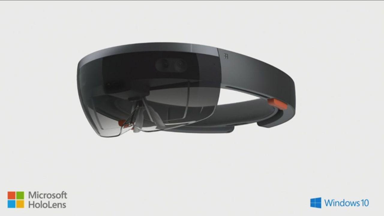 speciale HoloLens
