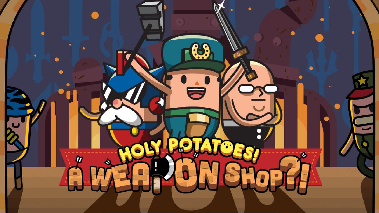 recensione Holy Potatoes! A Weapon Shop?!