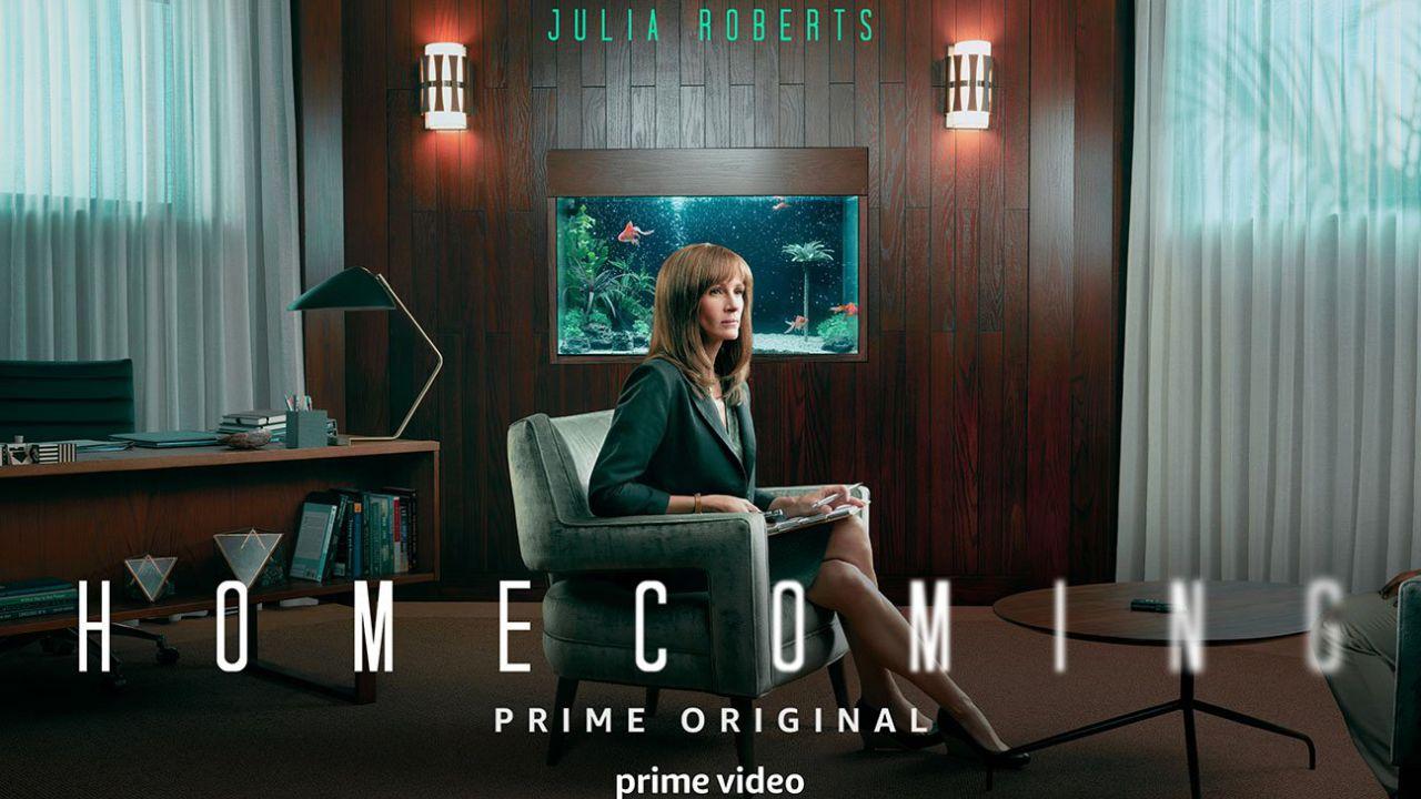 Homecoming: recensione della serie Amazon con Julia Roberts