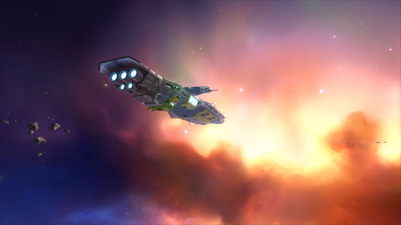 recensione Homeworld Remastered Collection