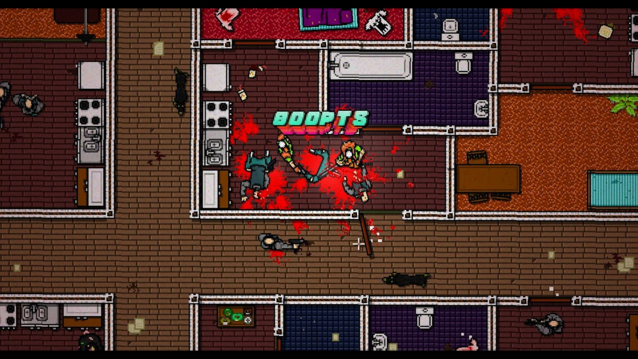 hands on Hotline Miami 2: Wrong Number