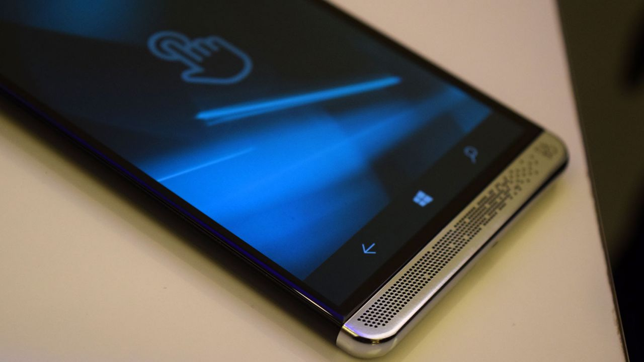 anteprima HP Elite X3: Windows 10 ha un nuovo top di gamma