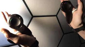 HTC Vive: provato il prototipo del nuovo controller