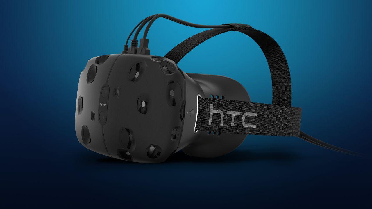 recensione HTC Vive