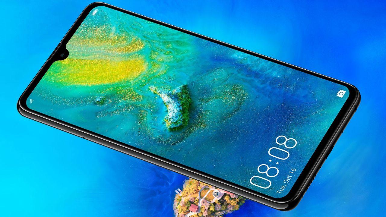recensione Huawei Mate 20 Recensione: notch a goccia e Kirin 980 per il top di gamma