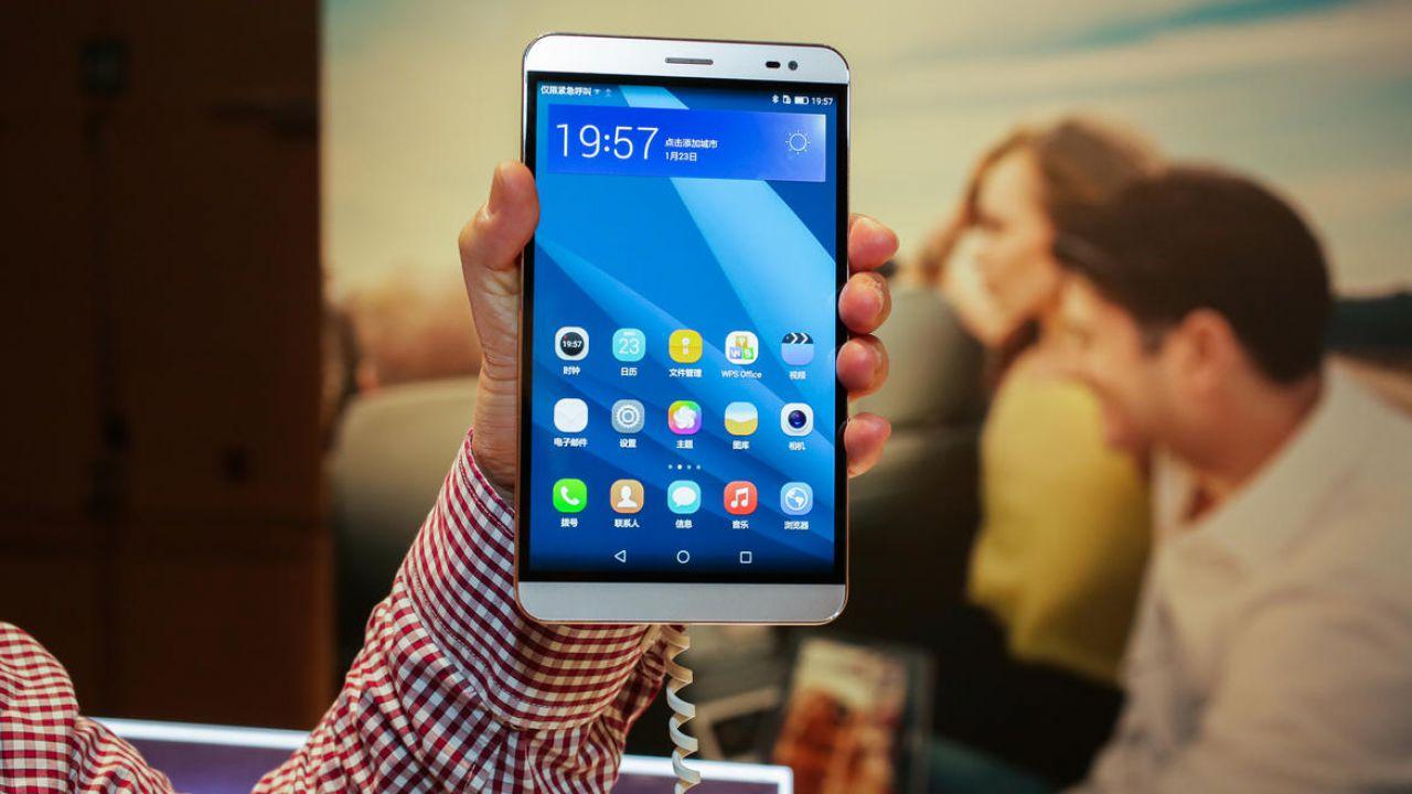 Anteprima Huawei MediaPad X2
