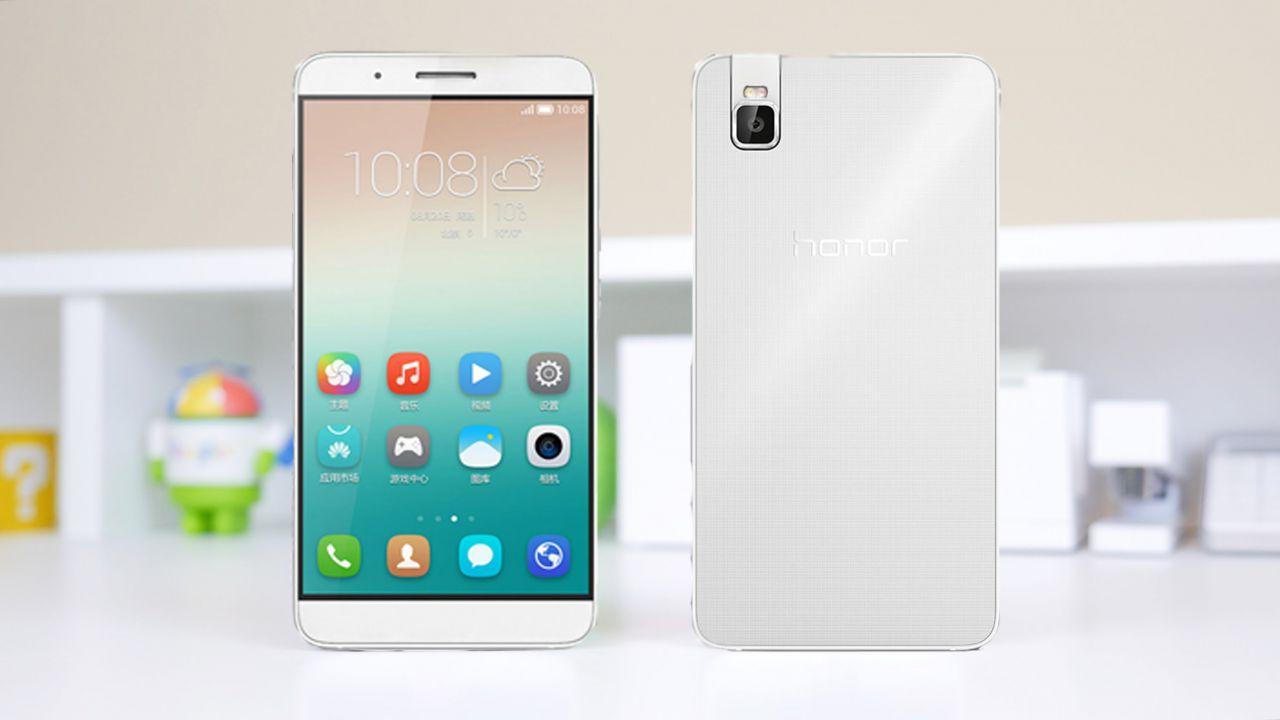Anteprima Huawei ShotX: lo smartphone con fotocamera rotante