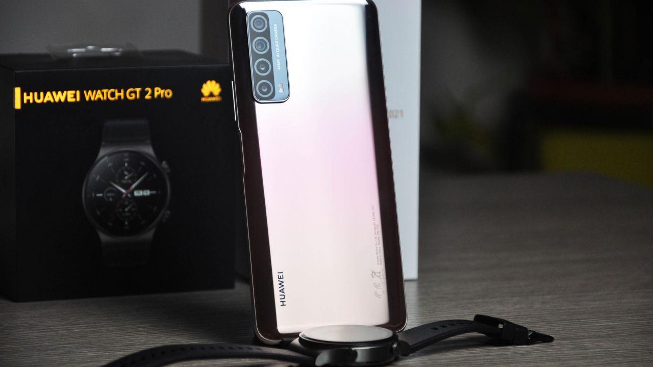 provato Huawei Watch GT 2 Pro e P Smart 2021: un ecosistema alla prova