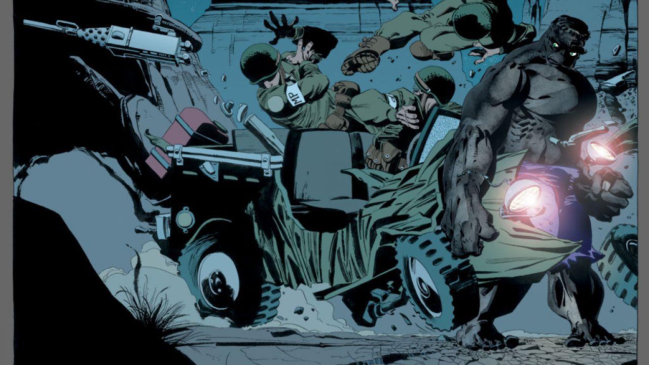 Hulk: Grigio, la Recensione del fumetto di Jeph Loeb e Tim Sale