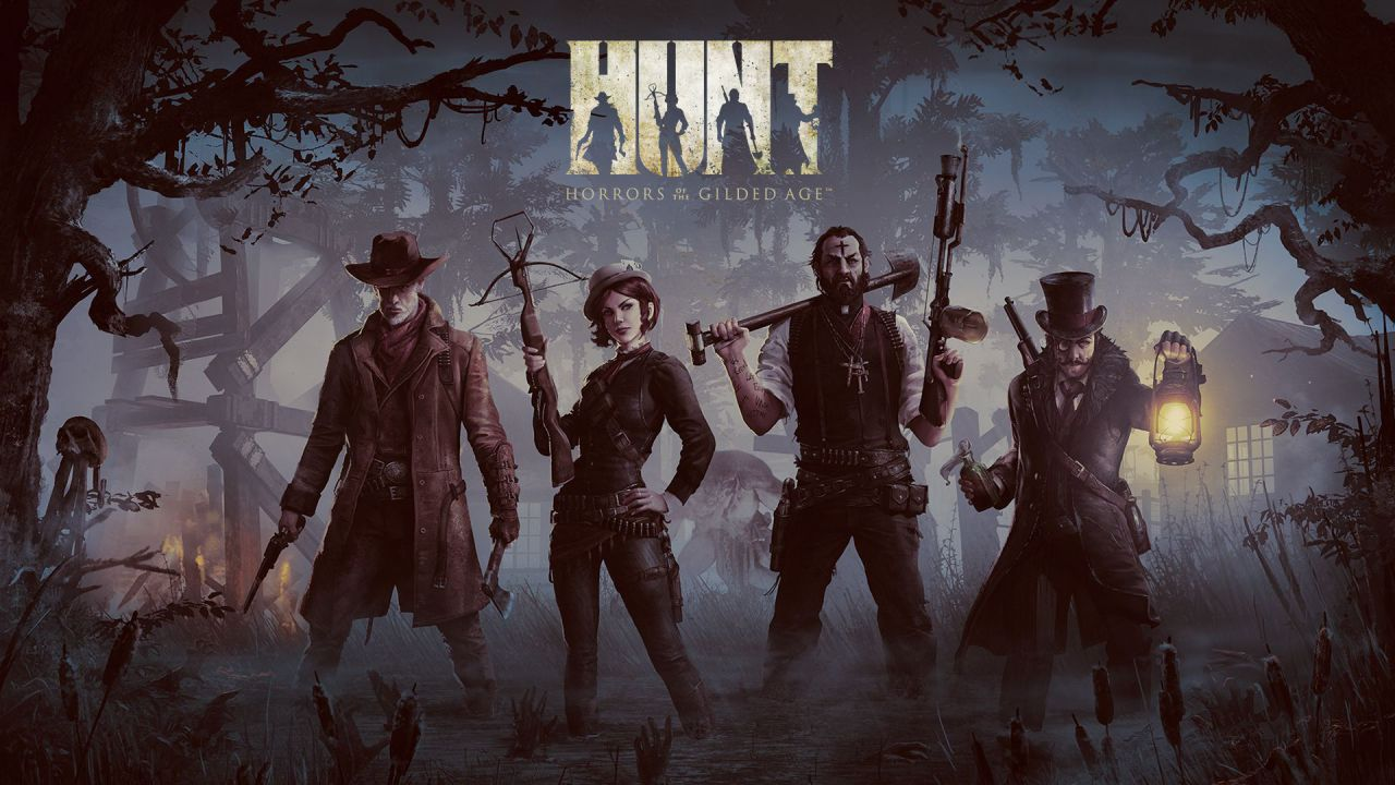 provato Hunt: Horror of the Gilded Age