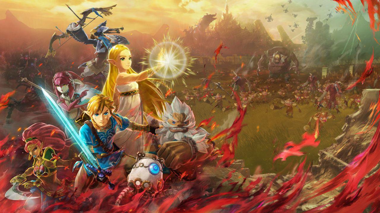 anteprima Hyrule Warriors L'Era della calamità: il prequel di Breath of the Wild