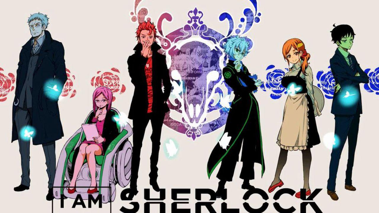 recensione I Am Sherlock: Recensione del manga ispirato ai romanzi di Conan Doyle