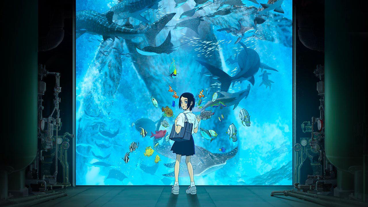 recensione I figli del mare: recensione del film anime su Amazon Prime Video