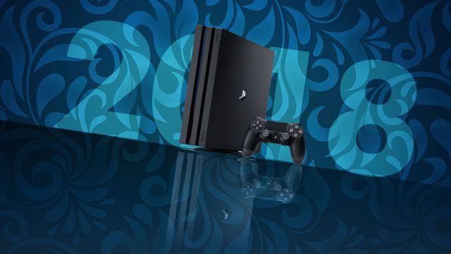 I giochi per Playstation 4 più attesi del 2018