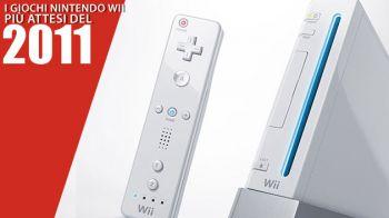 I Giochi più Attesi del 2011 - Wii