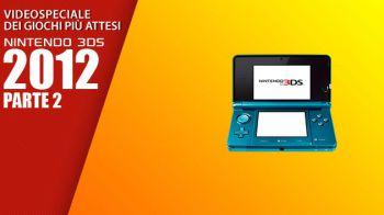I Giochi piu' Attesi del 2012 - Nintendo 3DS