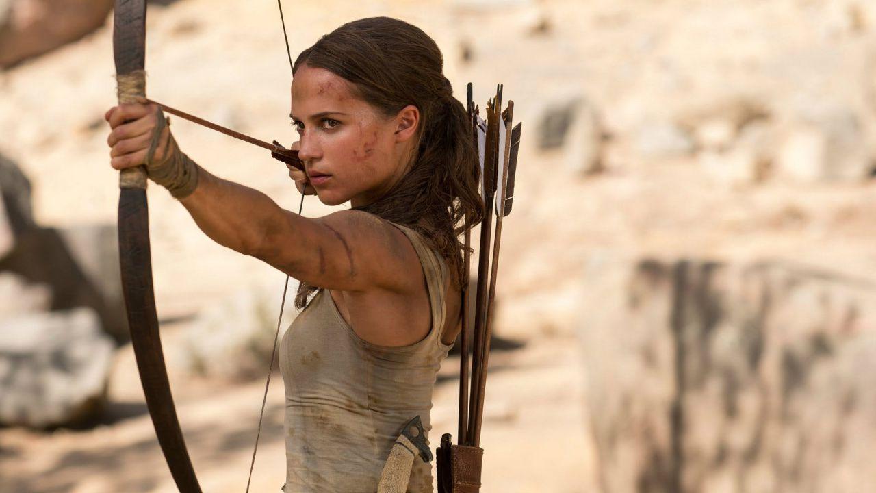 I migliori trailer del mese di gennaio 2018, da Pacific Rim a Tomb Raider