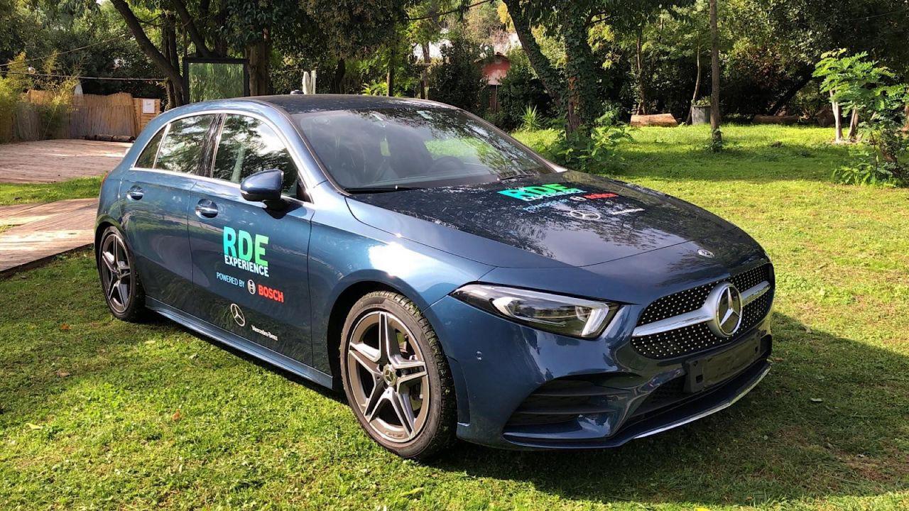 I nuovi motori diesel inquinano meno dei benzina: i test Mercedes e Bosch