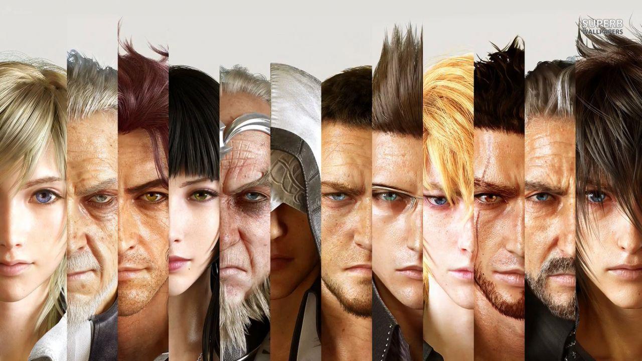 speciale I Personaggi Principali di Final Fantasy XV