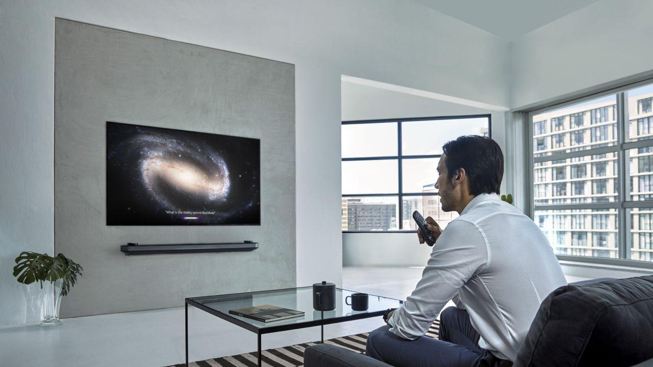 """I TV OLED LG 2019 avranno HDMI 2.1 e HFR, pronto anche un modello da 88"""" 8K"""