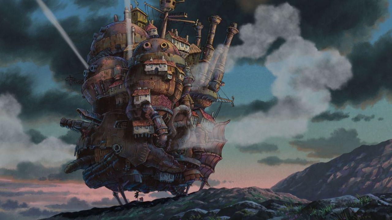 Il castello errante di Howl: la fiaba dark fantasy di Hayao Miyazaki