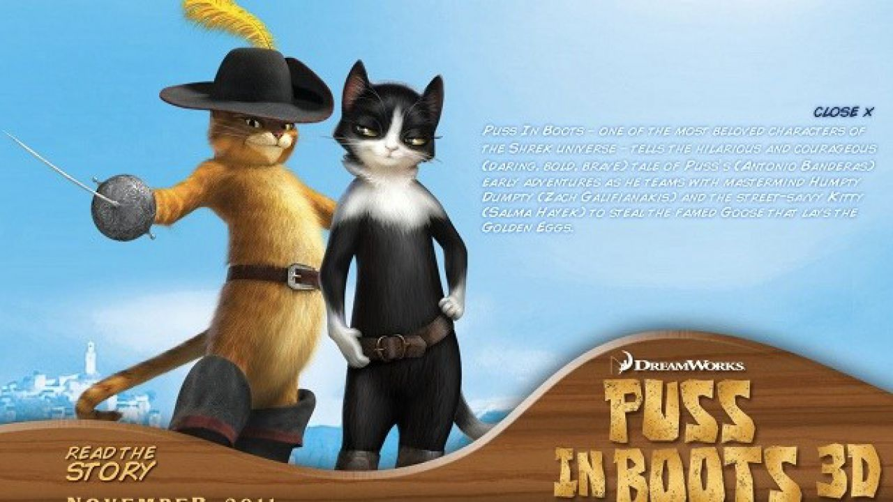 Il gatto con gli stivali recensioni (Anime)