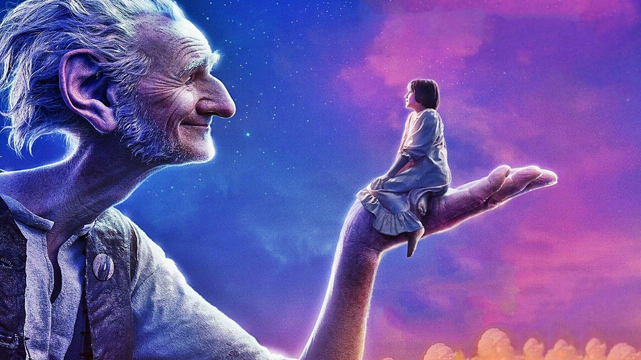 Il GGG - Il Grande Gigante Gentile, la recensione del film di Steven Spielberg
