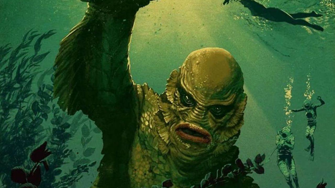 Il mostro della laguna nera, la recensione del fanta-horror di Jack Arnold