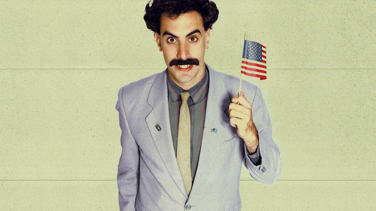 speciale Il ritorno di Borat su Prime Video: un sequel giusto al momento giusto